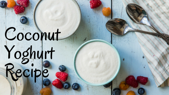 Coconut Yoghurt Recipe