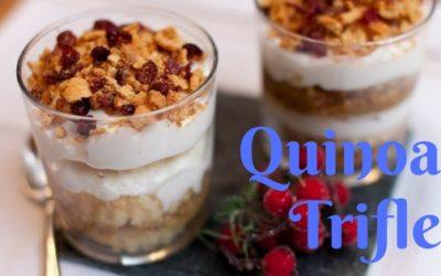 Quinoa Trifle