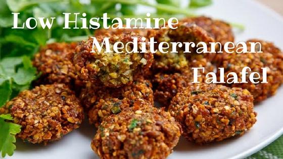 Low Histamine Mediterranean Falafel