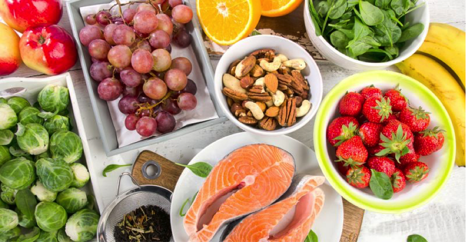 Healthy food for surgery recovery