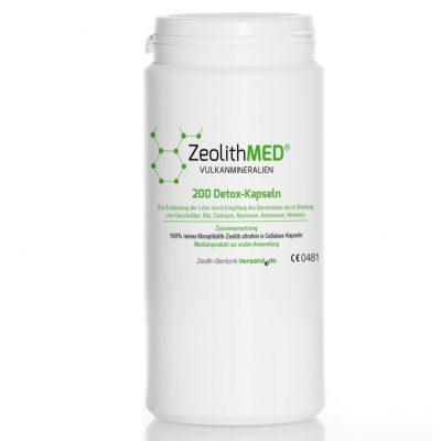 Zeolith MED 200 capsules
