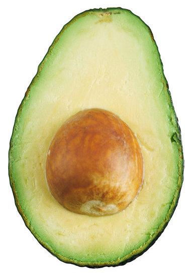 Avocado half